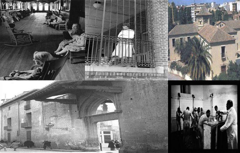 El Manicomio de Valencia del siglo XV al XX