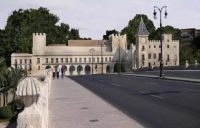 Palacio del Real (Edificio, desaparecido)