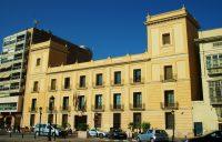 Palacio de Cervelló. Deterioro y reconstrucción