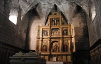 Convento de Santo Domingo. Capilla de los Reyes