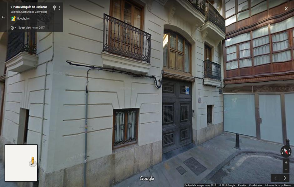 Casa del Marqués de Busianos