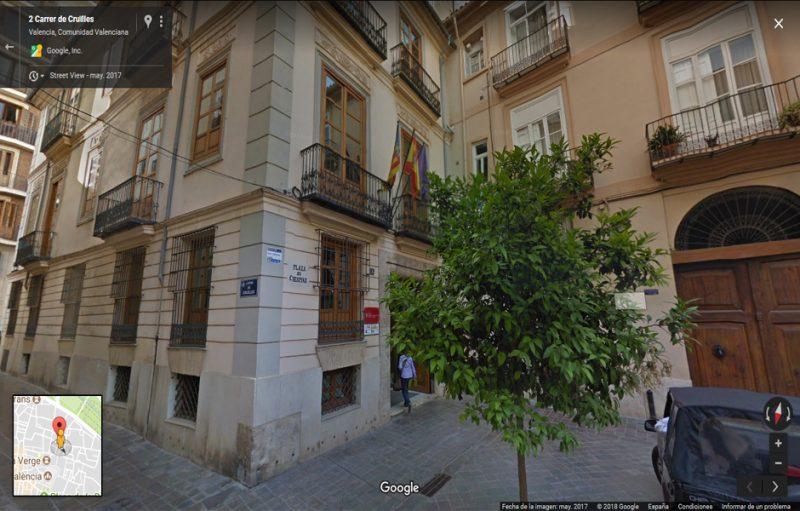 Casa de los Crespí de Valldaura