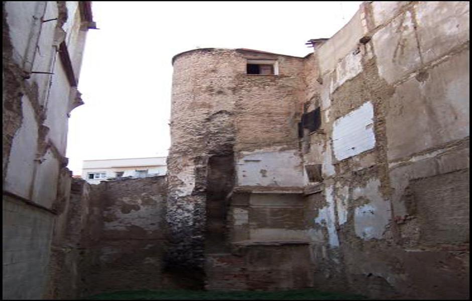 La Valencia amurallada. Torre del Ángel
