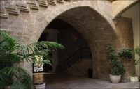 Palacio de los Almirantes de Aragón
