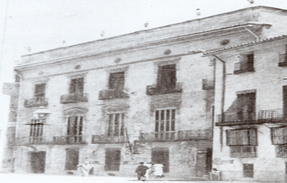 Casa de los Scotto