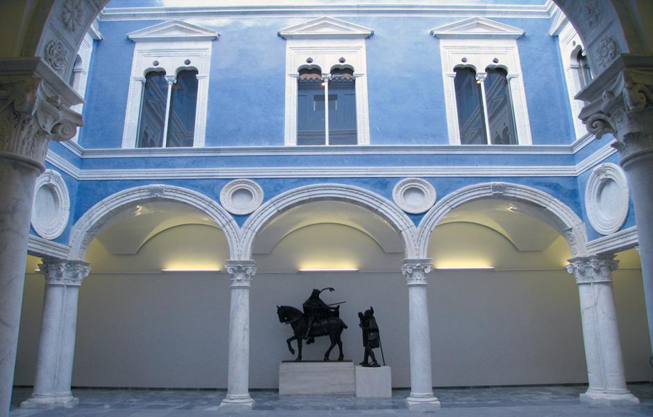Palacio del Embajador Vich