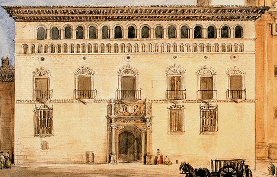 Casa del Marqués de Aytona