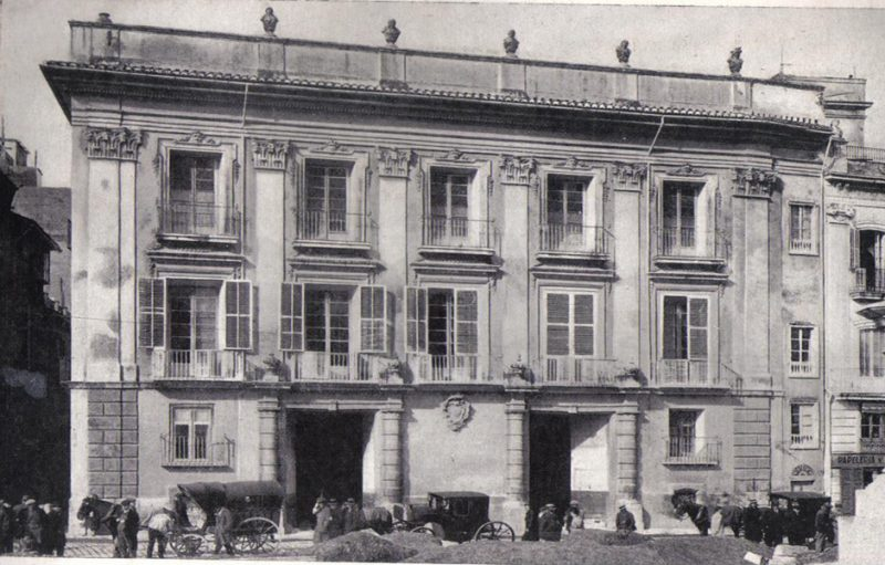 Palacio del Marqués de Jura Real