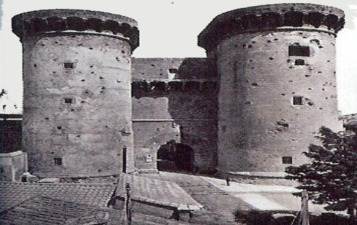 Torres de Quart o de Cuarte Un poco de historia