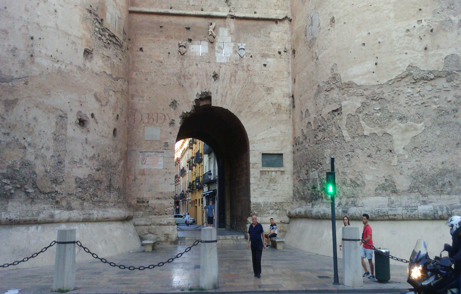 Torres de Quart o de Cuarte Francesc Baldomar