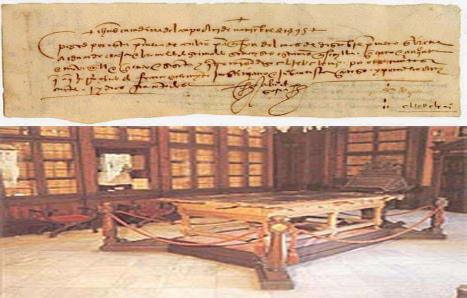 Bases históricas como reino cristiano VII
