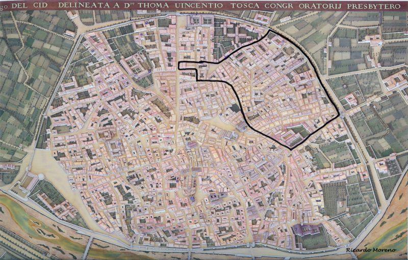 Barrio de Velluters o barrio del Pilar