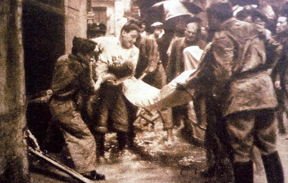 1957 La gran riada
