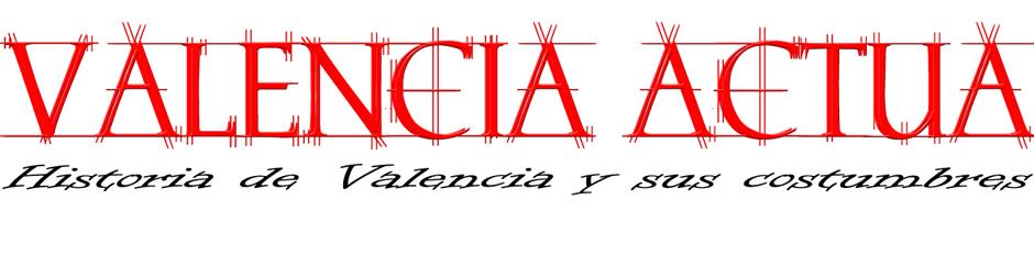 Valencia Actua Logo