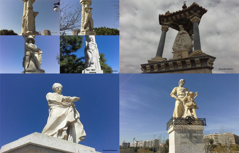 Puentes y su escultura