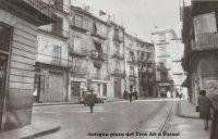 Calles desaparecidas S-V