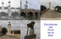 Esculturas Pont de la Mar