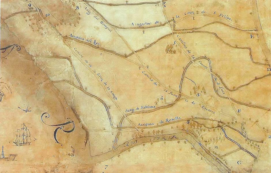Caminos de origen medieval