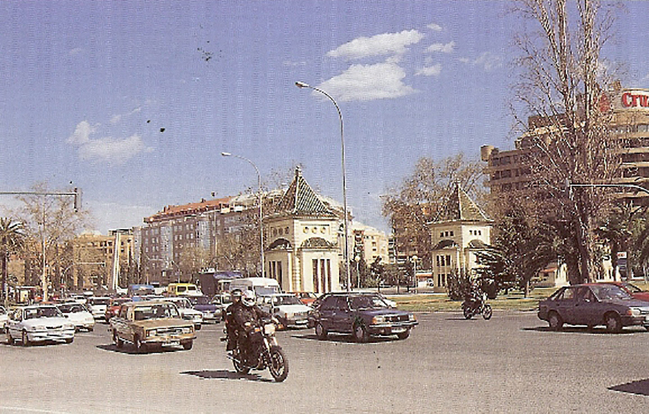 Estación Churra