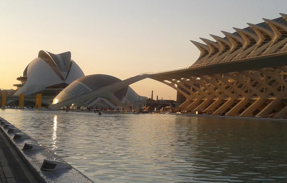 Ruta Ciudad de las Artes y las Ciencias