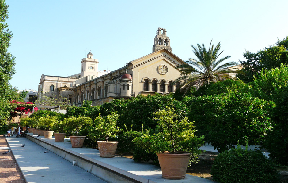 Jard n de las hesp rides valencia actua for Jardin hesperides