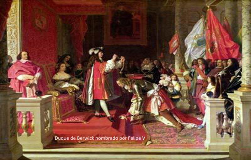 Guerra de Sucesión Española en el Reino de Valencia