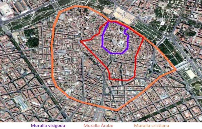 Murallas de Valencia