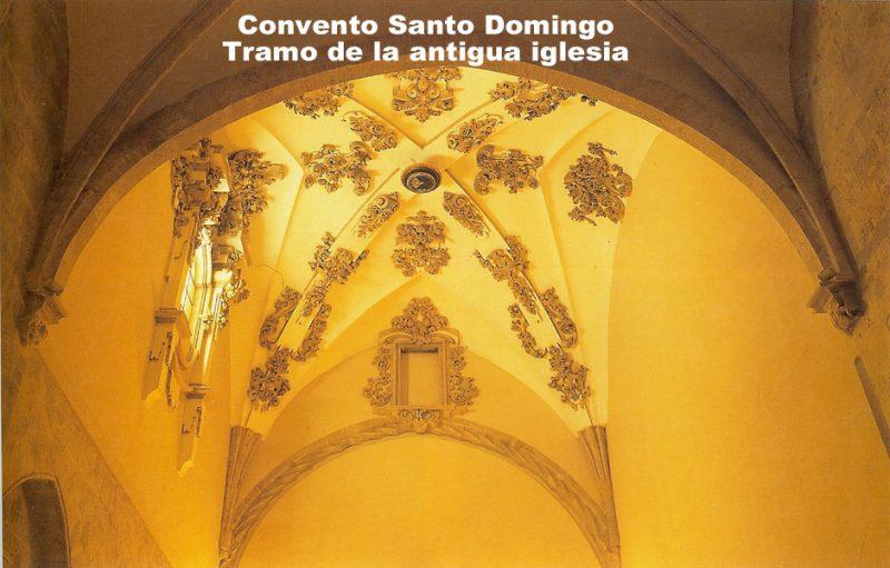 Convento de Santo Domingo. Iglesia mayor
