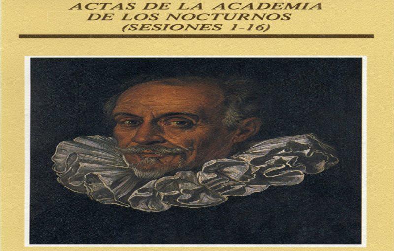 Academia de los Nocturnos. Miembros. 1.592-1.593