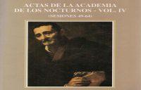 Academia de los Nocturnos. Miembros. 1.593-1.594