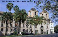 Palacio e iglesia del Temple. Enclave histórico