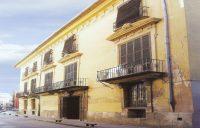 Palacio de los Condes de Oliva