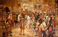 La revuelta de las Germanías. El alzamiento