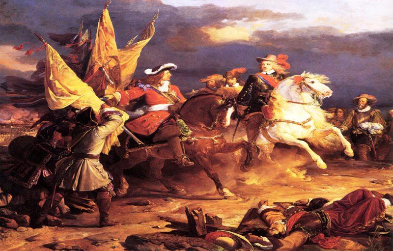 La revuelta de las Germanías. La guerra