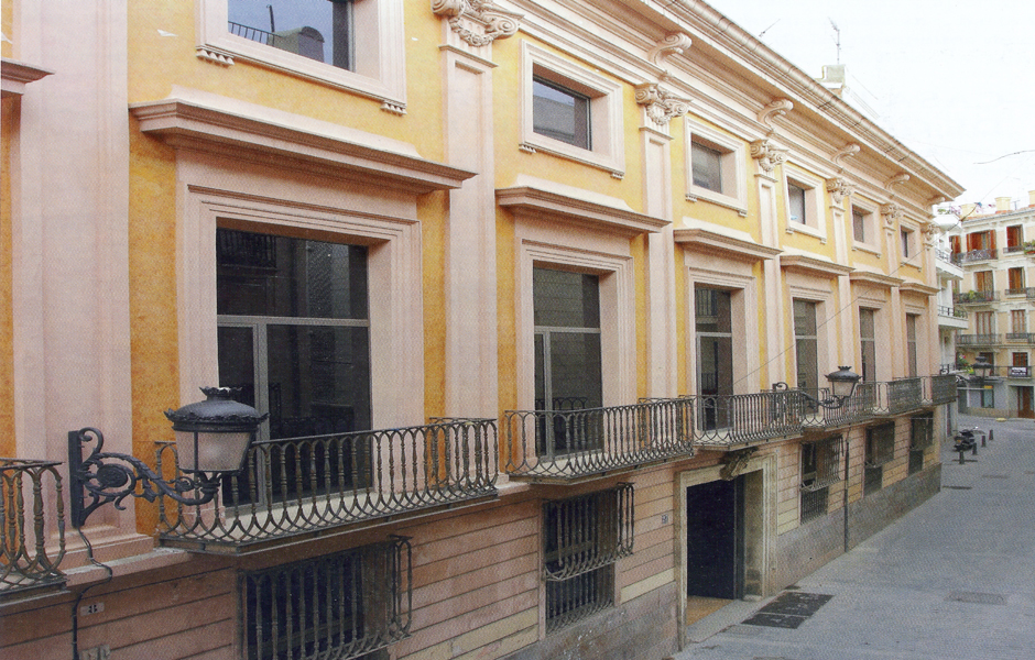 Casa de los Marqueses de González Quirós