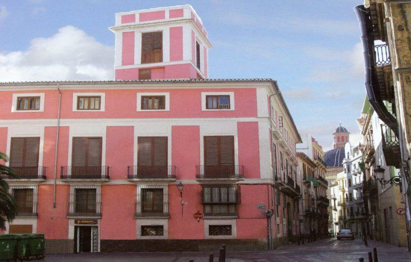 Casa de los Marqueses de Llanera