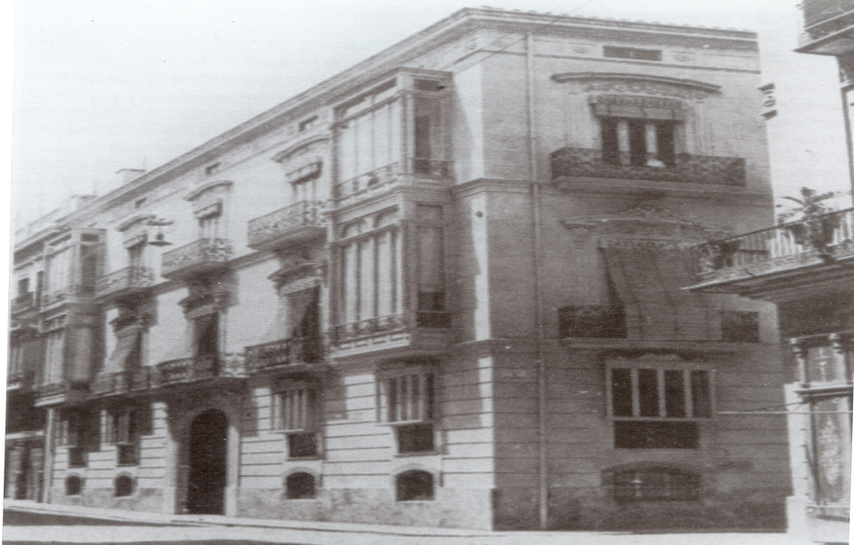 Casa de los Condes de Villamalar