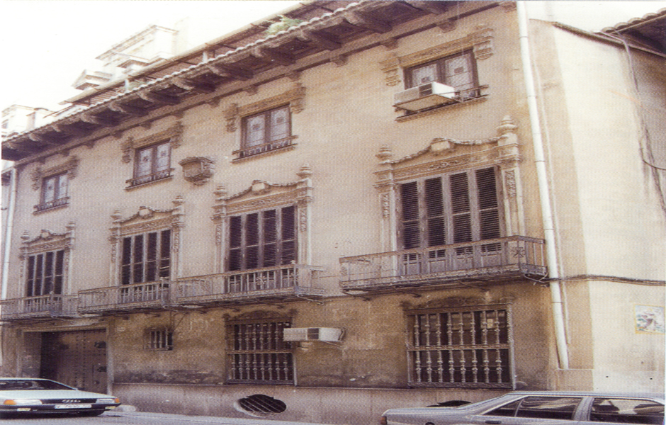 Casa del Barón de Vallvert