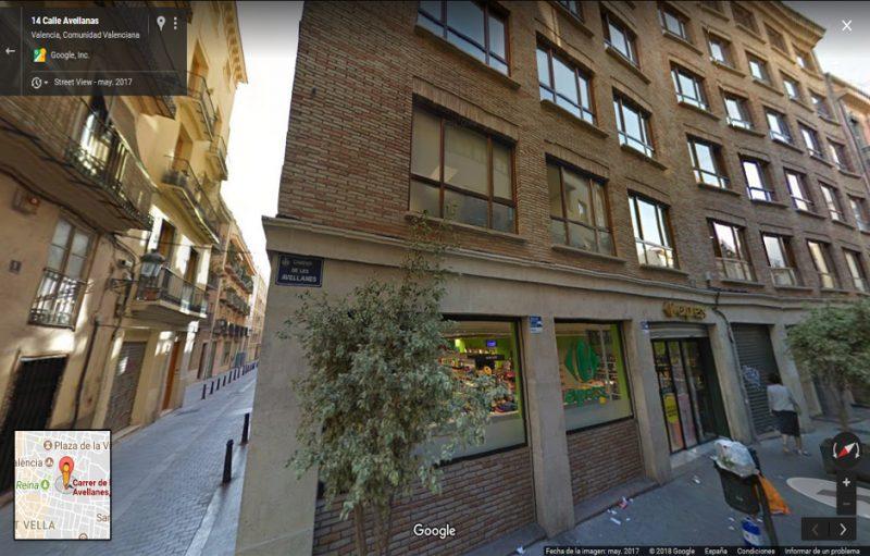 Casa del Marqués de Vellisca