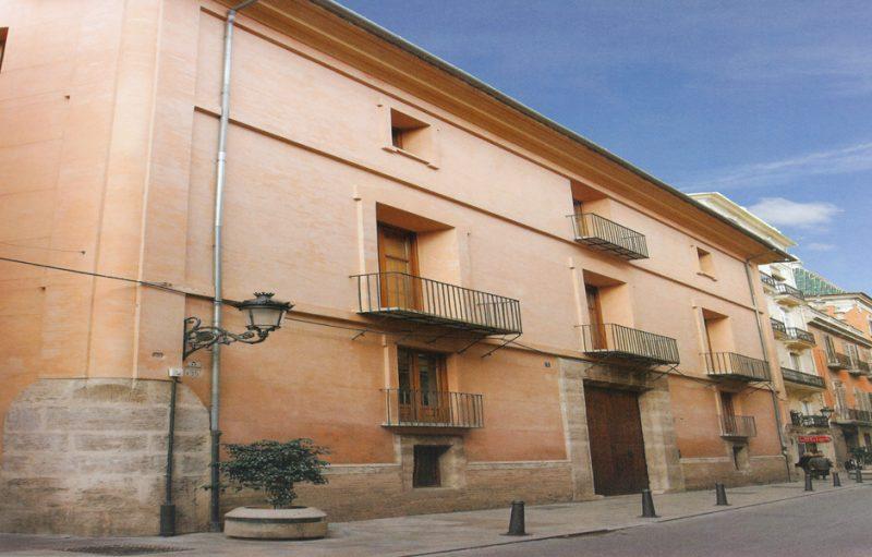 Casa de los Carbonell Sanz de Bremond