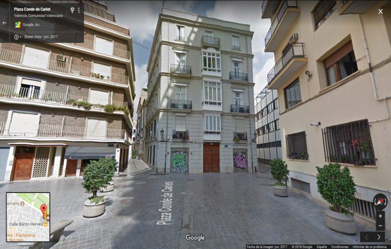 Casa del Conde de Carlet (Centro)