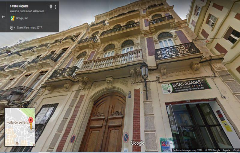 Casa del Barón de San Vicente