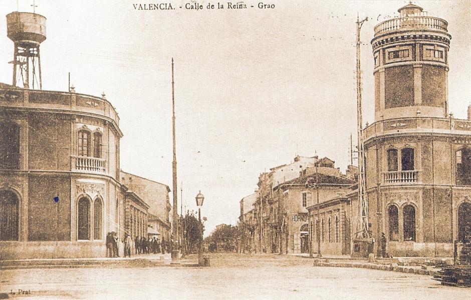 Grau. Vilanova del Mar. Revolución, restauración y anexión
