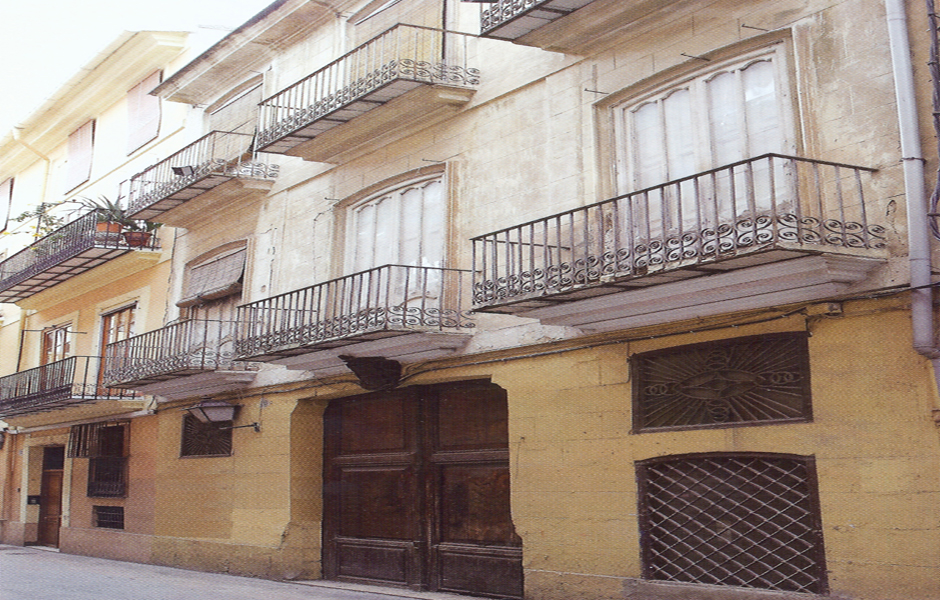 Casa de los Condes de Soto-ameno