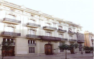 Casa de los Fourrat