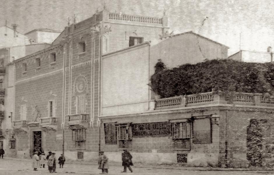 Casa de los Condes de Niuelant