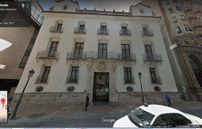 Palacio de los Condes de Peñalba