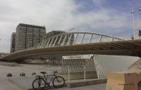 Puentes urbanos de Valencia sobre el Turia