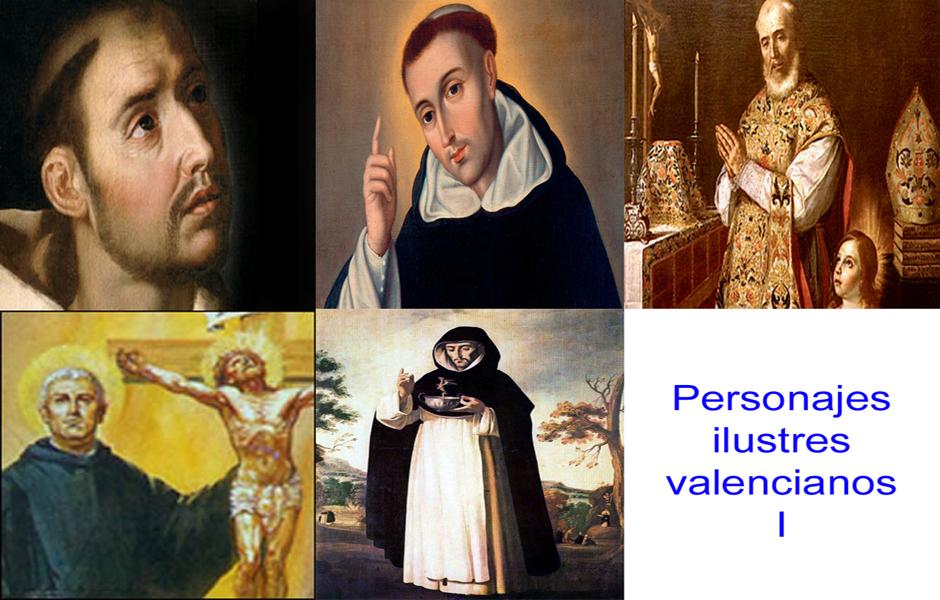 Personajes de la vida valenciana I