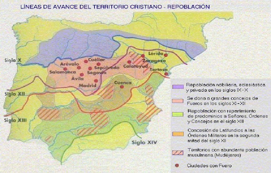 Bases históricas como reino cristiano II